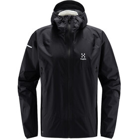 Haglöfs L.I.M Proof Multi Jacket Men, true black